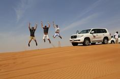 the ultimate point of your happiness at #desertsafari http://www.kobonaty.com/en/index/category/desert-safari-dubai