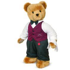 Hermann Original 17409 Standing Bear Waiter Large (UK DELIVERY ONLY)