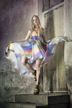 Pretty Dresses, Cover Up, Birds, Gowns, Finland, Clothes, Collection, Rainbow, Colorful