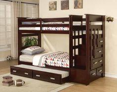 BedroomDiscounters - Bunk Beds - Wood