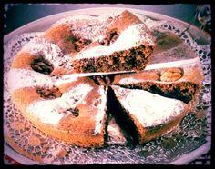 Torta Soffice alle Coci #Italy #Nut #Cake #Dessert