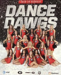 UGA Dance Dawgs Cheerleading, Conference, Georgia, University, College, Tapestry, Dance, Blanket, Board
