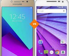 Galaxy J2 Prime ou Moto G 3: confira qual celular se sai melhor no comparativo (Foto: Arte/TechTudo)