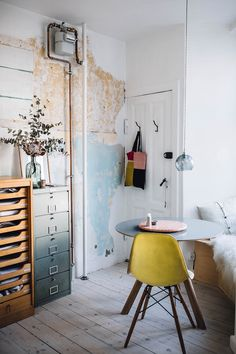 my scandinavian home: A Charming Copenhagen Apartment Full Of Vintage Finds