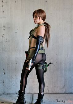 Quiet (The Phantom Pain) - Nadya Sonika - New York Comic Con 2015 - Photo by Geeks are Sexy