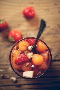 Salade de fruits – Crokmou - Blog culinaire