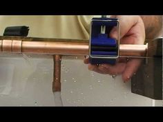 Stop a Water Leak on a Soldered Fitting or Holed Pipe