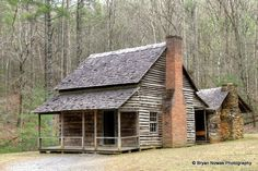 Cades Cove...Henry Whitehead Cabin.
