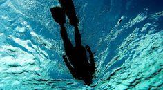 Snorkelen in helder water.