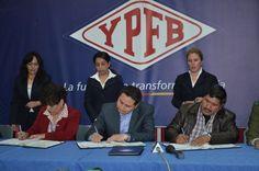 Bolivia Informa: Aduana Nacional escaneará cisternas contratadas por YPFB
