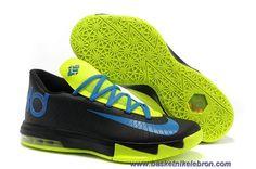 wholesale dealer c460d 36b5d Buy Discount Nike Kd Vi 6 Black Royal Blue Electric Green New Release from  Reliable Discount Nike Kd Vi 6 Black Royal Blue Electric Green New Release  ...