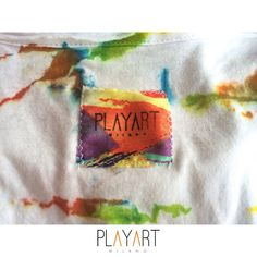 PLAYART Orange makes you crazy! Streatwear Home Made T-shirt