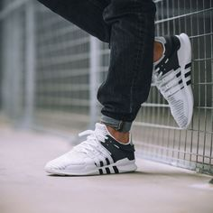 514217be309 Adidas Equipment Support ADV 91-16 Running White / Core Black Via Overkill  Shop #