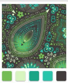 #colorschemes #inspiration