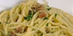 Spaghetti Carbonara - the real italian way