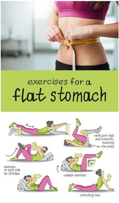 7 Exercises to Burn Stomach Fat Fast