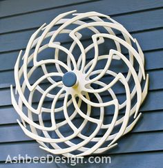 kinetic sculpture -- Ashbee Design