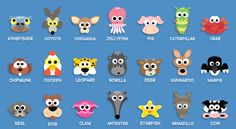 Printable Paper Animal Masks For Kids Animal Masks For Kids, Animals For Kids, Mask For Kids, Cub Scout Skits, Printable Animal Masks, Seed Art, Drama Class, Crafts For Kids, Diy Crafts
