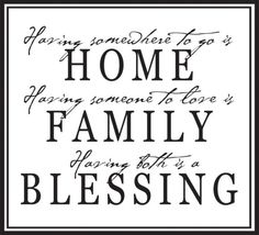 Blessing Wall Decal.