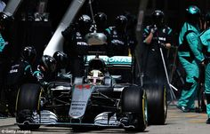 Hamilton is now 36 points behind his team-mate Rosberg in the Formula One season standings. F1 Hamilton, Lewis Hamilton, Nico Rosberg, F1 Drivers, Formula One
