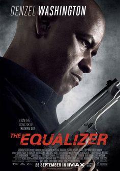 Nuevo poster de El protector (The Equalizer), dirigida por Antoine Fuqua con Denzel Washington y Chloë Grace Moretz.