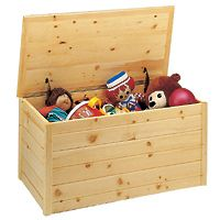 Economy Toy Box Plan - Rockler.com