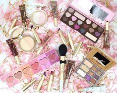 Too Faced Spring 2016 Collection Sneak Peek Neutral Makeup, Pink Makeup, I Love Makeup, Beauty Makeup, Makeup Haul, Face Makeup, Cosmetics News, Makeup Cosmetics, Makeup 2016