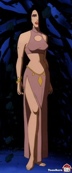 talia al ghul batman adventures - Google Search