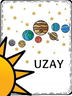 An easy reader for Kinder about space! This is a sneak peek of my space unit complete with printables, coloring pages, and activities. Full unit to come soon! Sistema Solar, Space Activities, Toddler Activities, Learning Cards, Kids Learning, Preschool Curriculum, Preschool Activities, Homeschool, Alien Crafts