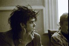 iridescentskull:  Nick Cave