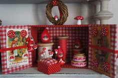 La maison du Petit Chaperon Rouge by Les photos de Vero, via Flickr
