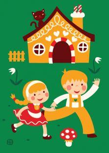Hans en Grietje (Poster)