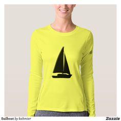 Sailboat T-shirt  20% off www.leatherwooddesign.com