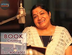 Book Chithra From Artistebooking.com. #Chithra #artistebooking #Singer. For More Details Visite : artistebooking.com Or Call : 011-40016001