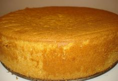 Easy Cake Recipes, Baking Recipes, Sweet Recipes, Sour Cream Cake, Czech Recipes, Angel Food Cake, Base Foods, Sweet Cakes, Food Cakes
