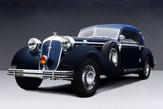 Horch 853-A Cabriolet , 1939