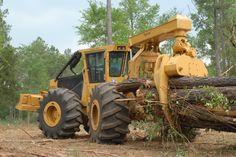 tigercat equipment - Google Search Logging Equipment, Heavy Equipment, Wood Toys Plans, Engin, Heavy Machinery, Trucks, Vehicles, Cnc, Portal