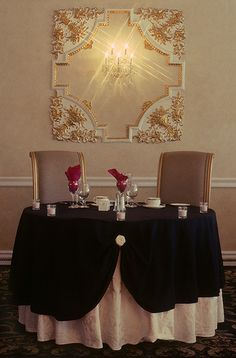 Sweetheart's Table | Flickr - Photo Sharing!