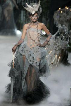 hautekills: Christian Dior haute couture f/w 2005