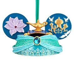 Disney Princess Jasmine Ear Ornament
