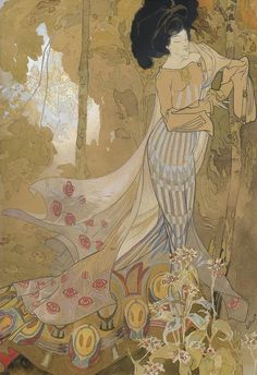 form is void Georges de Feure 1868-1943