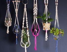 90 Best Vintage Macrame Plant Hanger Creations
