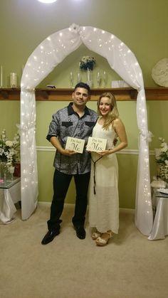 Jaime & Karen se casaron! 3-10-16
