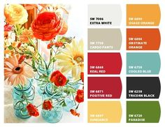 color scheme for girls room - interiors-designed.com