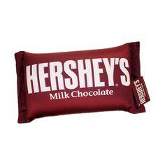 Hershey's Milk Chocolate Bar Squishy Candy Pillow