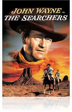 Join us on June 13th at 2pm as we screen The Searchers (1956) at Anderson County Library at the Main Branch.