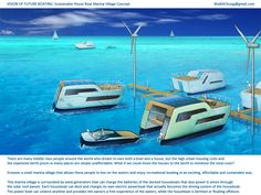 Vision of future boating - design competition - Boat Design Forums