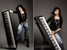 """( 2016 IN MEMORY OF ★ † ♪♫♪♪ CHRISTINA GRIMMIE ) ★ † ♪♫♪♪ Christina Victoria Grimmie - Saturday, March 12, 1994 - 5' 2"""" - Marlton, New Jersey, USA. Died: Friday, June 10, 2016 (aged of 22) - Orlando, Florida, USA. Cause of death; (homicide by gunshot). She's the one who got me into piano. #frand #thxchristina"""
