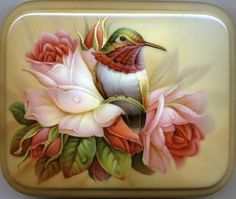 Russian Lacquer Box by Oleg Gavrilov