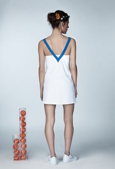 Ivincia London is an independent women's luxury tennis apparel brand. We design special limited edition tennis dresses from textiles designed in our studio. Tennis Dress, Tennis Clothes, Independent Women, Wimbledon, Textile Design, Inspiration, Bra, Collection, Inspired